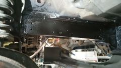 MK2 / 2.5 MX5 FRONT CHASSIS RAIL REPAIRS